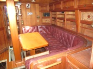 Saloon Looking Aft
