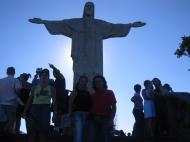 The Corcovado.