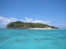 Tobago Cayes.