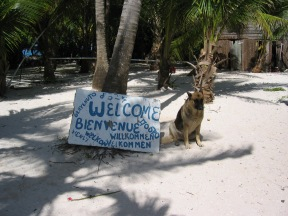 Welcome to Belize.
