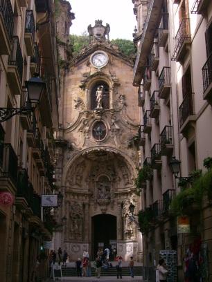 San Sebastian, Spain.
