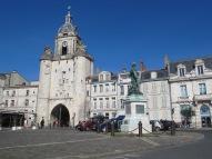 La Rochelle, France.