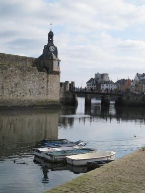 Concaneau, France.