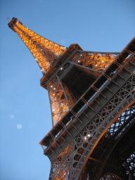 Eiffel Tower, France.