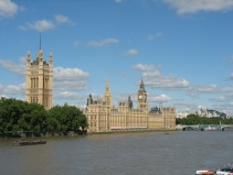 House of Parliament, London.