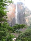 The Angel Falls.