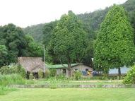 The village.