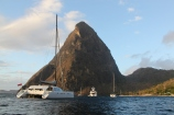 The Piton, St Lucia.