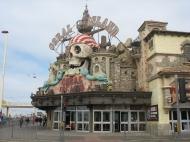 Blackpool, England.