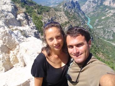 Gorges du Verdon, France.