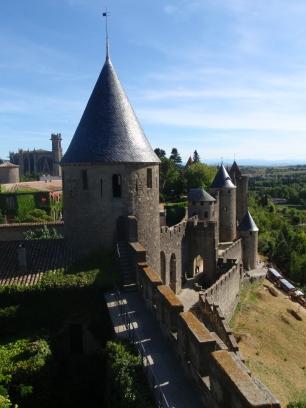 Carcasonne, France.