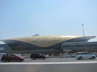 Dubai Metro Stations.