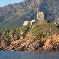 Corsican Coast.