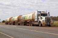 Road Trains.