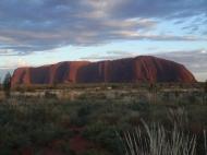 Uluru/Ayers Rock.