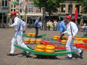 Dutch Cheese Markets.