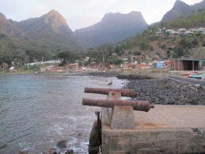 Ashore in Juan Fernandez