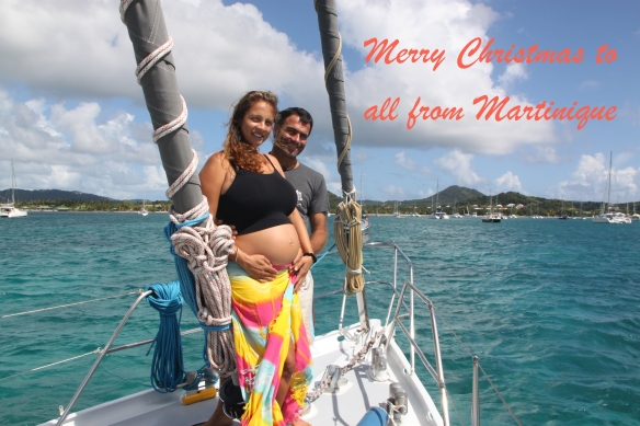 Merry Christmas from Martinique